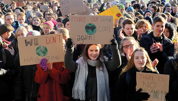 Fridays for Future: Demos in NRW